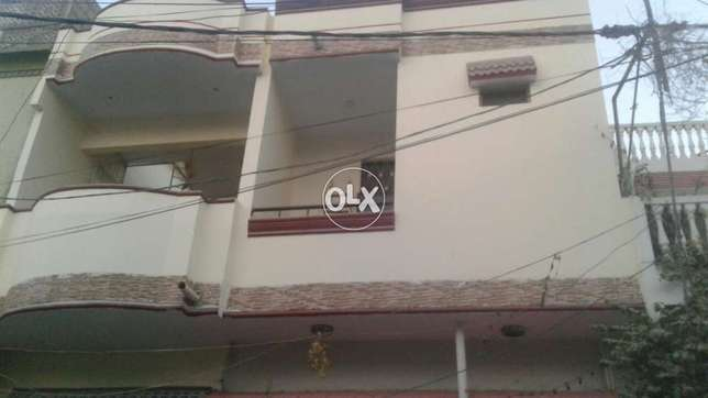 House fot rent Block 4-A gulshan-e-iqbal