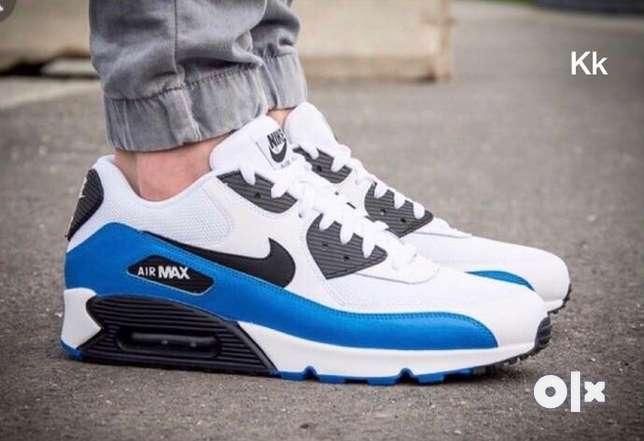 a5dbaa0005 ... discount shopping nike air max black olx b37cc cf207 buy white and blue nike  air max