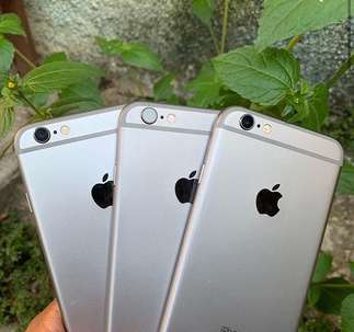 Ready Iphone 6s 128 gb Ada 3 Warna Full Set Original