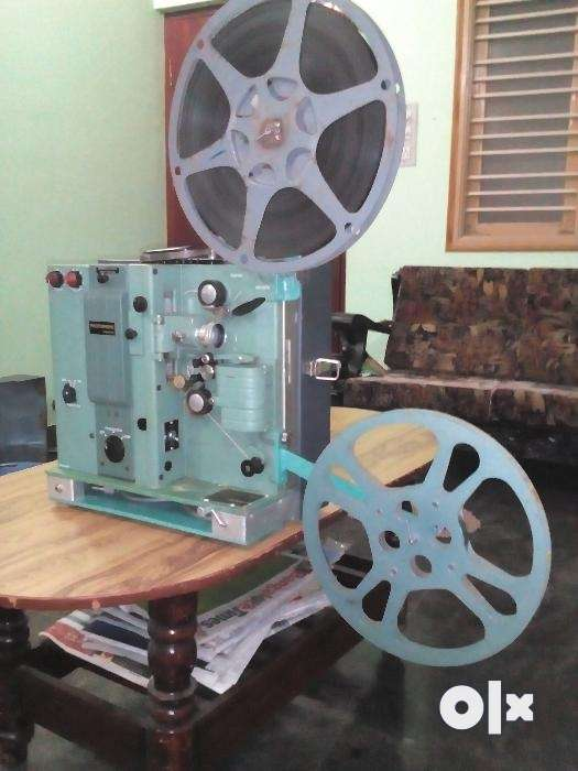 Rent A 16mm Film Projector