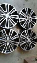 "Original japan 15"" Alloy rims for any japanese car."