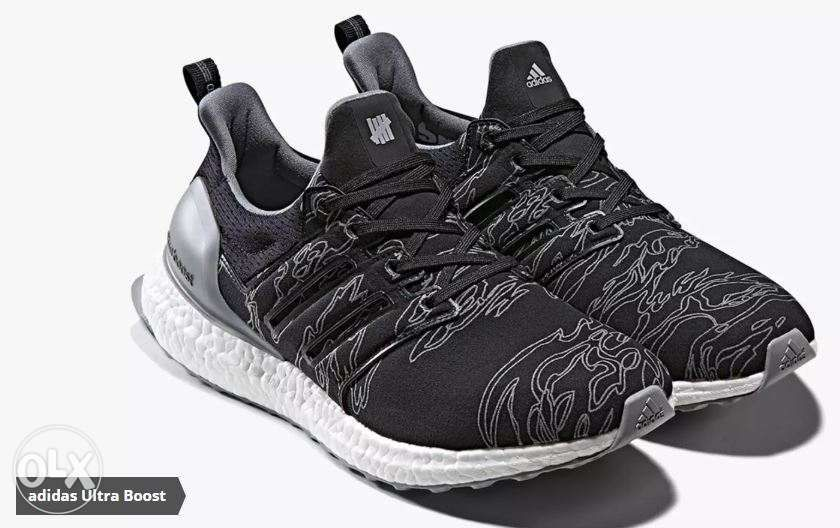 c5026c647 Undefeated x Adidas Ultra Boost Performance UNDFTD water repellant 9US ...