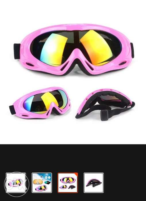 2c3422a50b2 Goggles Winter Snow Skiing Snowboard Goggles Windproof Lightweight ...