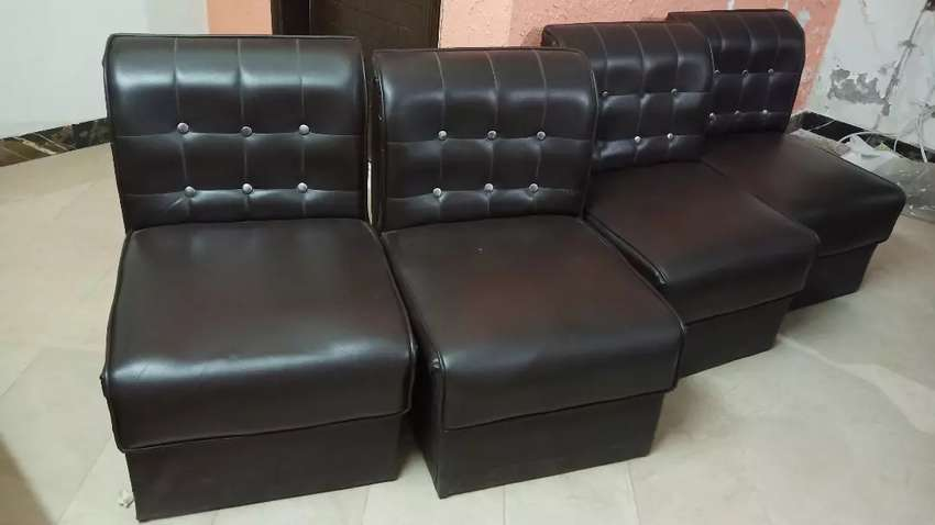 Luxury Office Sofa Set