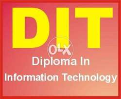 D.I.T ADVANCE Courses in which have following contents Government