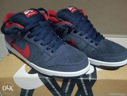 the best attitude 248f3 1d849 Nike SB Dunk Low Pro Dark Obsidian Gym Red