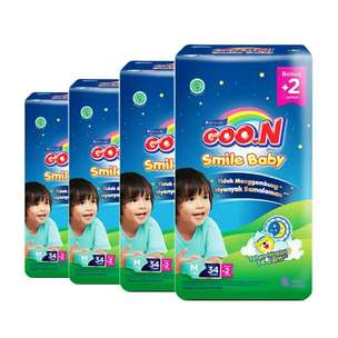 Goon Smile Baby Night Pants M 34+2