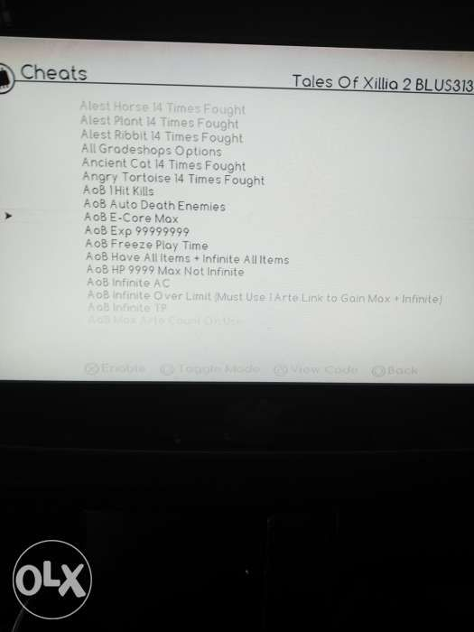 Artemis Ps3 Game Freeze