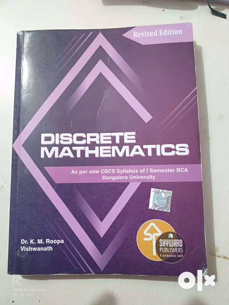 Bca 1st Sem Maths Book
