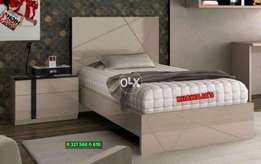 khawaja's single bed 15000 side table 6000 Fix price shop