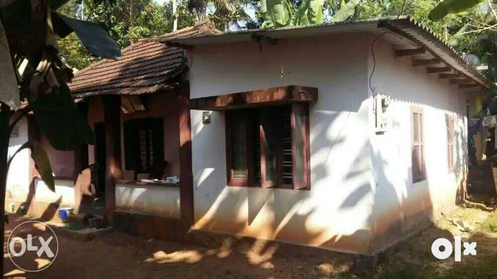 6.75 cent and house in olassa kottayam urgent sale Nagampadam, Kottayam