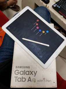 samsung galaxy tab A6 with s pen 10in