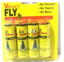 4X Sticky Paper Fly Insects Mosquito Trap Catcher Killer
