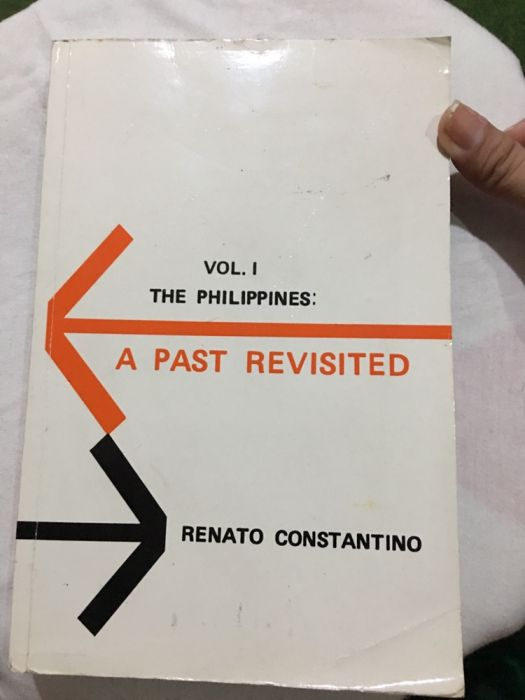 A Past Revisited By Renato Constantino Download