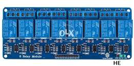 8 Channel 5v Relay Module for Arduino/Resberry Pie PLC Automation