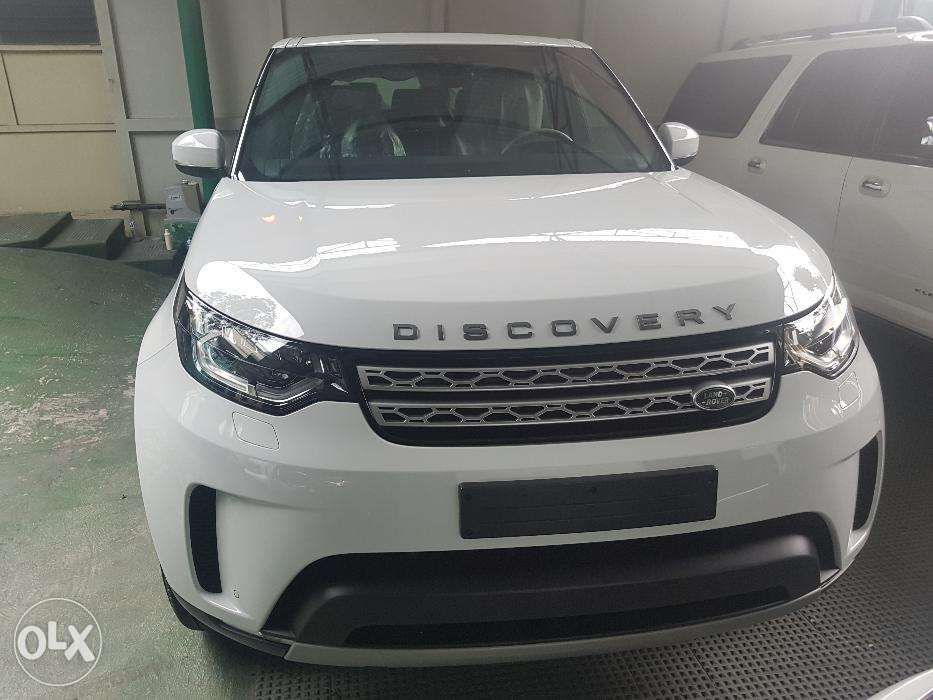 2019 Land Rover Discovery Lr5 Luxury Edition In Quezon City Metro