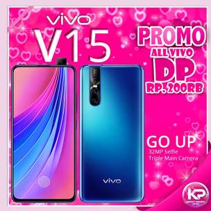 New VIVO V15 DP 200 Free Gift Box 1jta