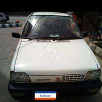 Mehran Automatic for rent
