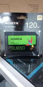 "SSD Murah Adata Ultimate 2.5"" SATA 120GB SU650 
