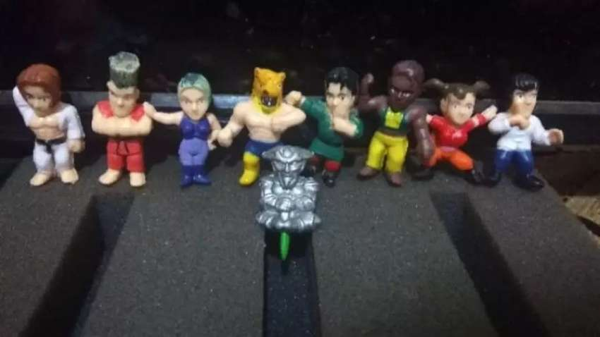 Action Figure Tekken Mainan Hobi 785239708
