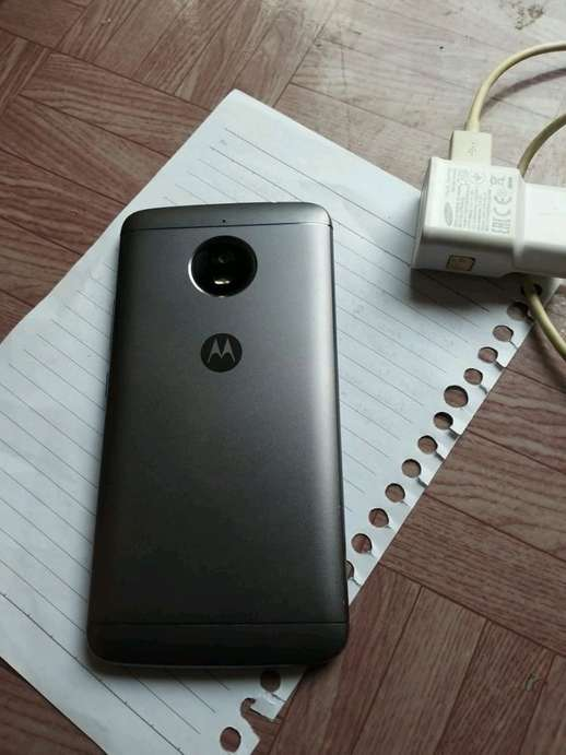 motorola moto e4 plus ram 3/32gb 5000mah normal