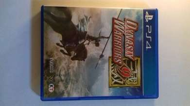 BD PS4 Dynasty Warriors