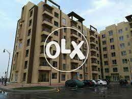 Bahria apartment for rent 400feet road facing 2 bed apartment 2(lift )
