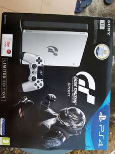 Game PS4 ps 4 hardisk 1tera limited edition