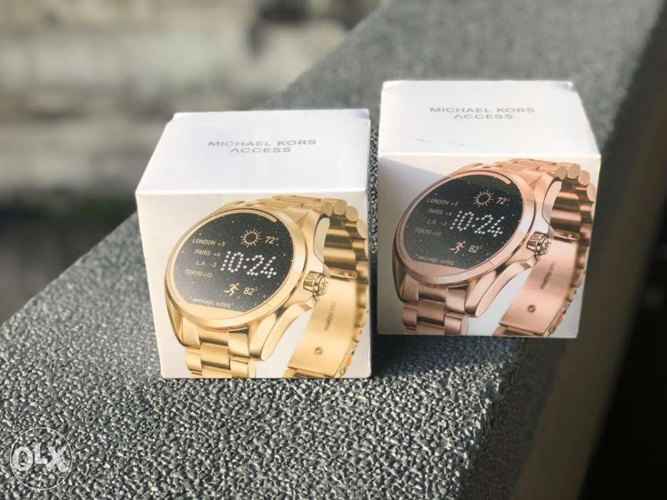 9ea8dfa2cd57 Michael Kors BNIB Smartwatch in Mandaluyong