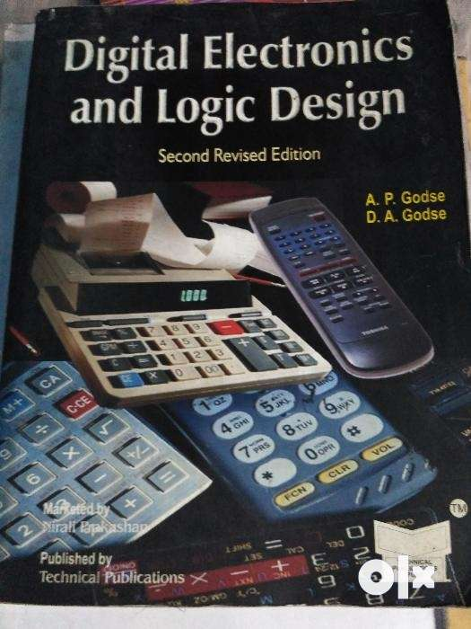 Digital Electronics +control System Best Book-technical Publication