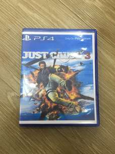 Bd Ps4 Just Cause3