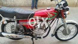Honda 125 good condition
