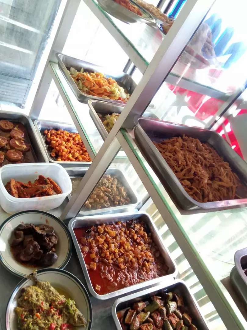 Warung Nasi Rames Sedia Makanan Minuman Kantin Kita Bojongsoang