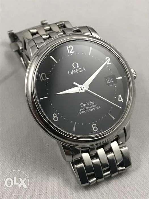 3d605bdb896 ... Omega DeVille Prestige CoAxial Chronometer Rolex Tudor IWC Patek ...