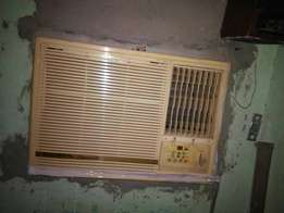 O general window AC 1.5 t..., used for sale  Ahmedabad