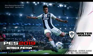 pes19 new update ps4