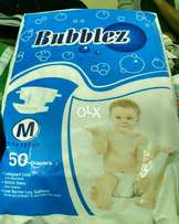 China imported pampers and diapers