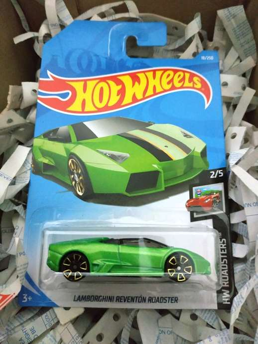Arsip Hot Wheels Lamborghini Reventon Roadster Hotwheels 2019