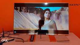 55inch sony bravia led tv smart one year warrnty