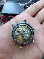 Fevr luba 1970 old watch