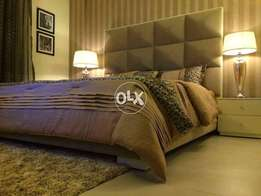 One kanal House upper portion fully furnished for rent in bahria town