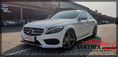 Mercedes Benz C250 AMG 2016 ATPM Full Option