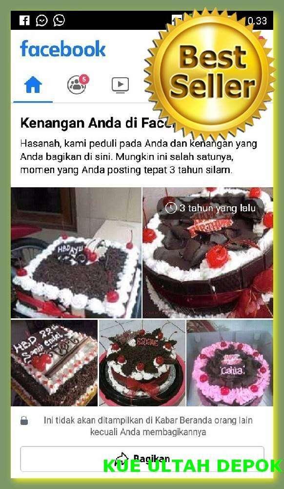 Kue Ulang Tahun Coklat Untuk Anak Laki Laki Lainnya 796877410