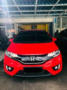 Honda Jazz RS M/T 2015 (pmk 2016)