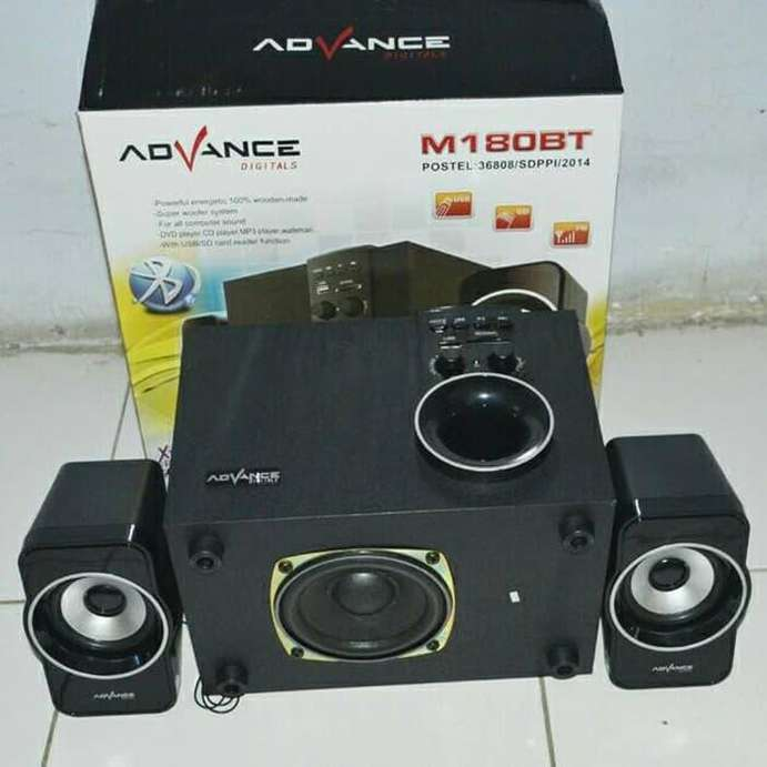 Speaker Advance M-180 Bluetooth