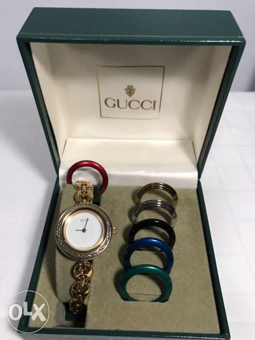 b0b61b31626 Authentic Preloved Gucci Bezel Watches in Quezon City