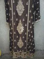 Gown frock