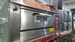 New pizza oven 110,000/duel deep fryer 75000/Hot plate 25000/tables