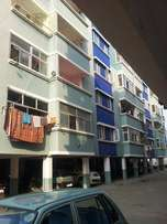 2 bhk front side corner flat in covered campus at