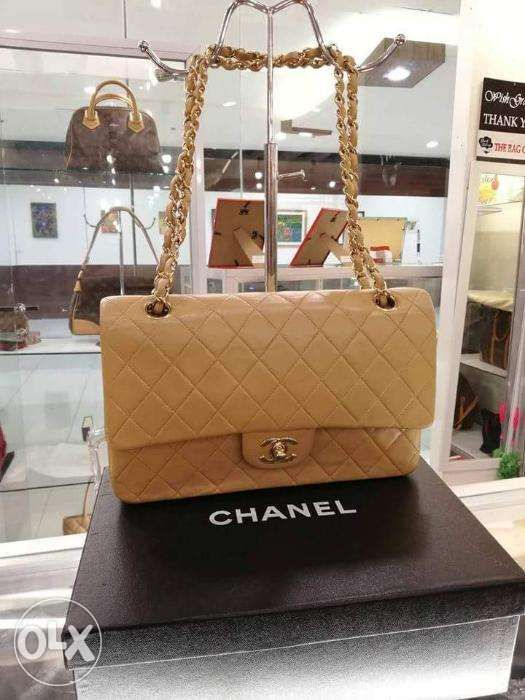 62d91974991e 100 Authentic Coco Chanel Classic Flap Small in Dasmarinas